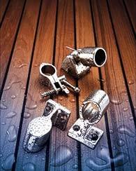 Acces. barandilla, tubos y accesorios